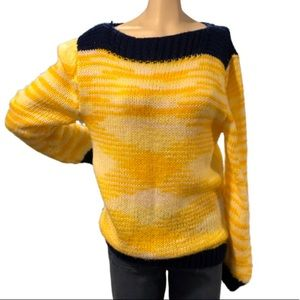 Vintage Handmade Knit Sweater! One of a kind 💕